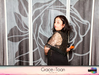 10020 - Grace + Toan Photobooth