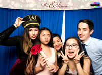 20012 - Mai + Simon Wedding Photobooth 2018