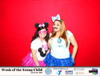 10007 - Week of the Young Child Photobooth