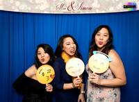 20017 - Mai + Simon Wedding Photobooth 2018